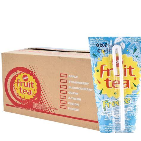Teh Botol Sosro 450 Ml Per Botol supplier minuman