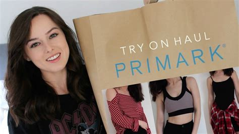 April Finds B5media Style Channel by Primark Fashion Try On Haul April 2017
