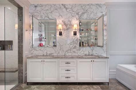 pretty recessed medicine cabinets in bathroom contemporary