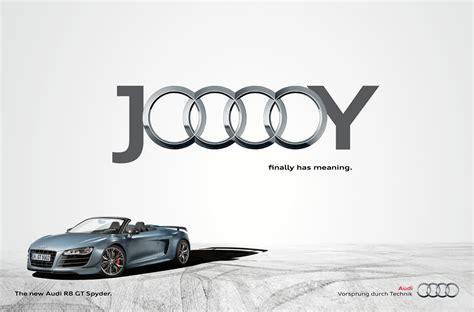 Audi R8: Jooooy