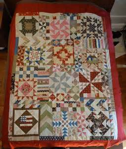 you to see civil war quilt top on craftsy