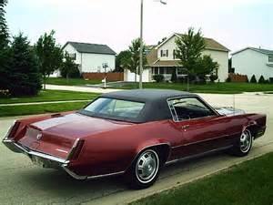 1967 Cadillac El Dorado 1967 Cadillac Eldorado For Sale Romeoville Illinois