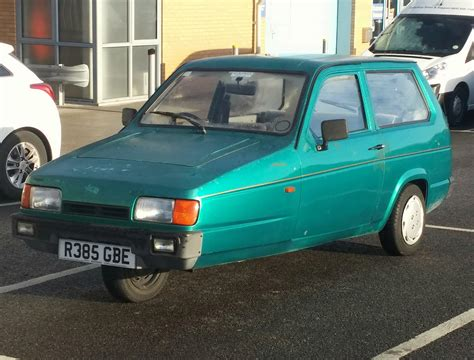 reliant robin the reliant robin it s like driving a tricycle but with