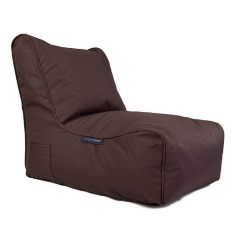 bean bag settee evolution sofa mud cake chocolate bean bags australia