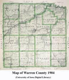warren map list of maps for warren county