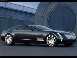 Bentley V16 Cadillac Sixteen Concept V16 Concept Car Designed To