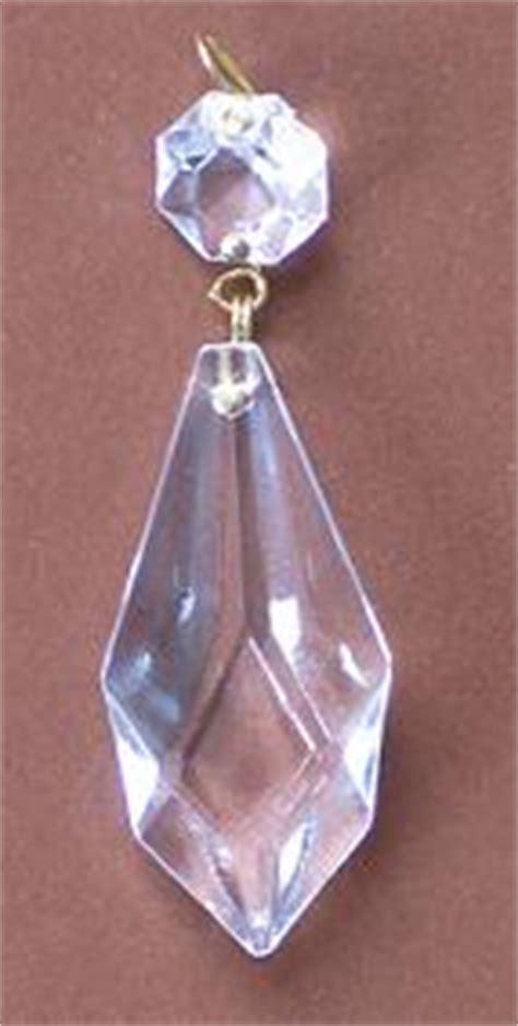 Lu 14 Mm Oktagon 12x kristall glas zapfen 50mm octagon f 252 r l 252 ster