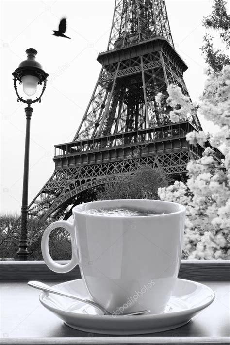 imagenes a blanco y negro de la torre eiffel torre eiffel con la taza de caf 233 en estilo blanco y negro
