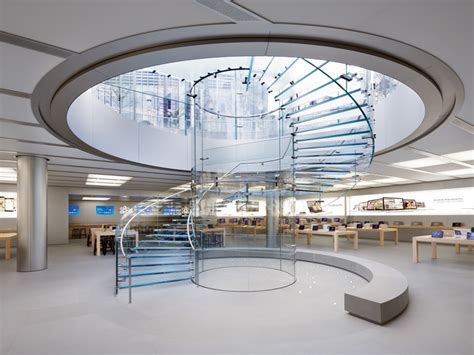 home design apple store stairways to heaven statement staircases