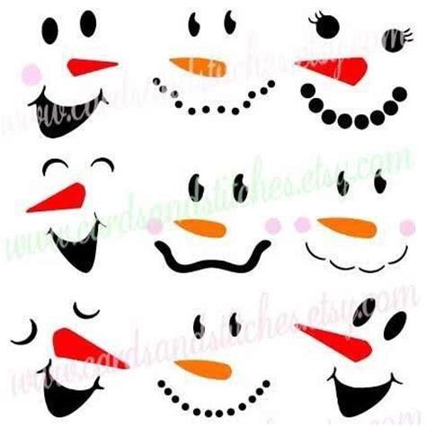 Good Vintage Felt Christmas Stockings #3: 0d012c43c7f12c8b2474570ff33af818--snowman-faces-snowmen.jpg