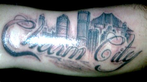 charm city baltimore by soldiersinktattoos on