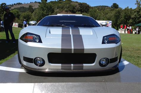 ford gtr1 galpin ford gtr1 at pebble front view photo 12