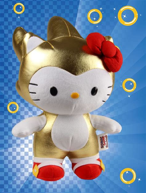 sonic plushies sonic x hello limited edition plush announced the