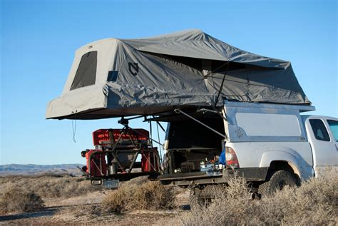 tacoma tent and awning news at overland announces new tacoma habitat