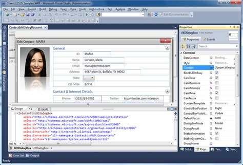 layout container for windows presentation foundation wpf sles overview