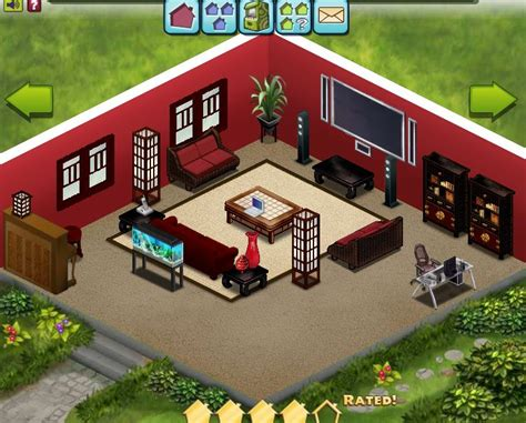 house builder game build your home sweet home on facebook unigamesity