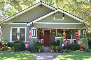 Exterior Home Decorations by Dallas Tx Mark Amp Priscilla Rieves Craftsman Exterior