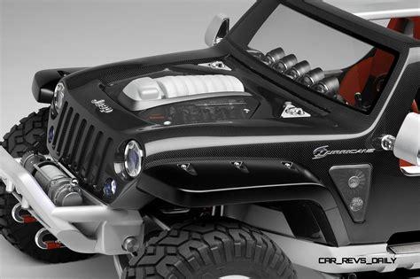concept jeep hurricane 2005 jeep hurricane