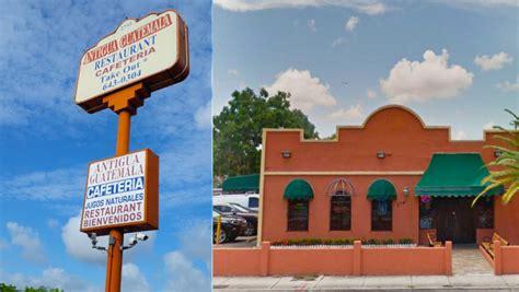 Ver Gua De Miami Todoviajes Clarincom | antigua guatemala cafeter 237 a miami restaurantes