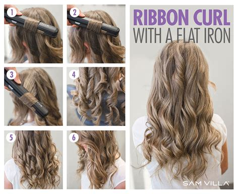 how to curl your hair 6 different ways to do it
