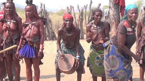 Wants To Add An To Tribe by Mucawona Tribe In Angola