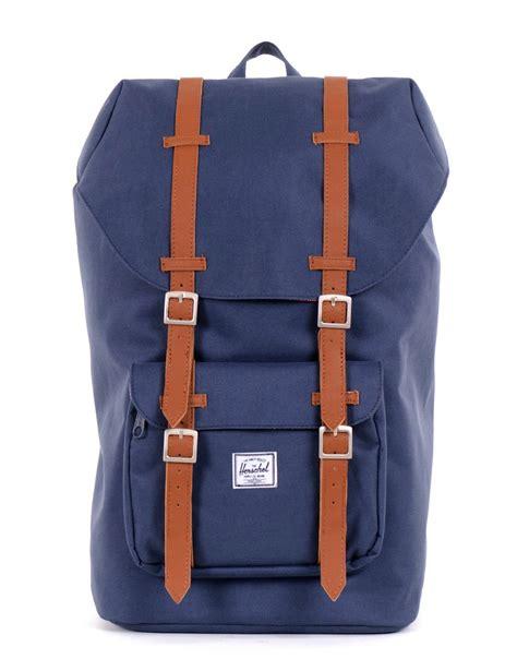 Herschel Tas V D herschel tas america backpack navy