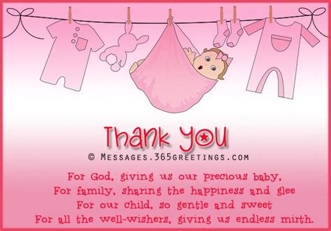 Baby Shower Thank You Poems From And by Free Sweet Baby Shower Poems 365greetings
