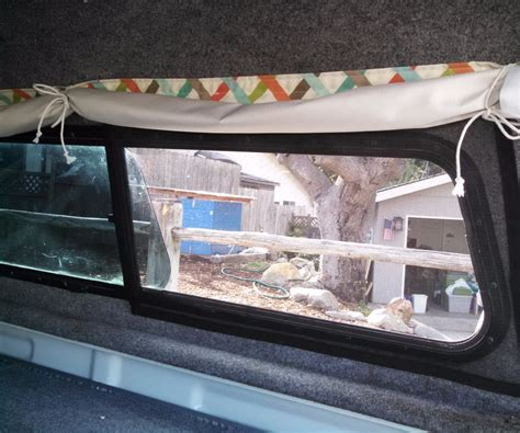 Interior Double Doors Home Depot Removable Screens For A Truck Camper Shell 3 Steps