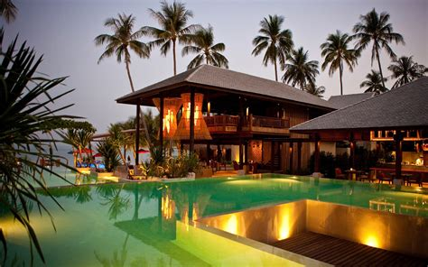 hotel hd images anantara rasananda koh phangan villas hotel review