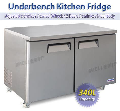 under bench fridge buy commercial underbench kitchen fridge usa34 online at