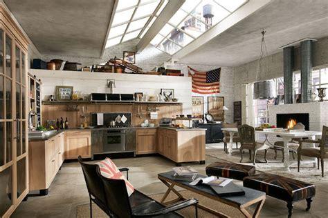 am駭agement cuisine ouverte salon amnagement cuisine ouverte salon simple couleur
