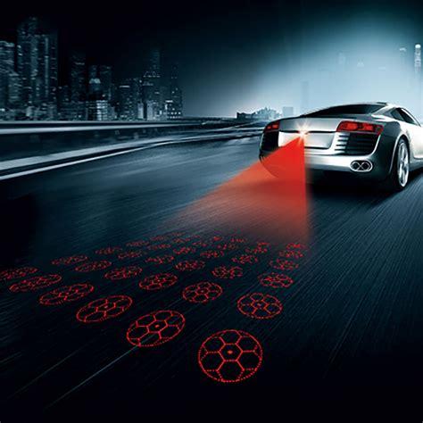 2015 Anti Collision Rear End Car Laser Tail 12v Led Car Led Car Lights