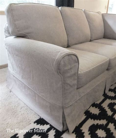 linen section 1000 ideas about gray sectional sofas on pinterest grey