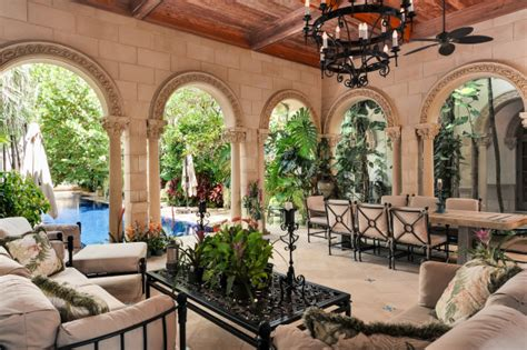 Mediterranean Style Homes Pictures - uma mans 227 o em palm beach por u 47 milh 245 es terapia do luxo