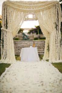 ideas for outdoor wedding ceremony outdoor wedding ceremony ideas onewed