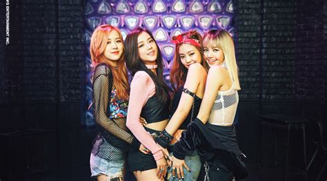 blackpink new mv yg life 160815 entertainment special behind the scenes