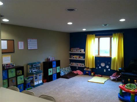 layout for home daycare in home daycare layout 2 in home daycare pinterest
