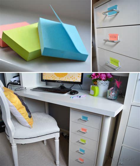 N Notes Post It Kecil 6 Warna 10 ide kreatif dekorasi meja kerja kantor