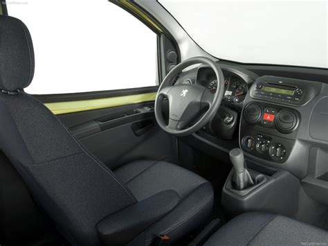 peugeot bipper interior peugeot bipper tepee 2008 picture 24 of 40 1280x960