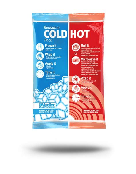 Pack Col Pack reusable cold pack mueller sports medicine