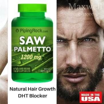 saw palmetto dht blocker how to stop hair loss and regrow hair naturally in 7 fast ways