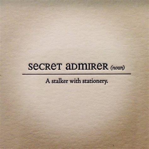 secret admirer secret admirer quotes www pixshark images
