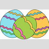 Easter Egg Basket Clipart | ClipArtHut - Free Clipart
