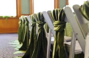 chair ribbons which chairs for reception weddingbee