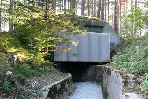 just add water boat storage fire atelier f transforms old swiss military bunker into a