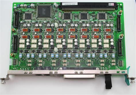 Panasonic Kx Tda0181x tarjeta kx tda0181x lc card s a