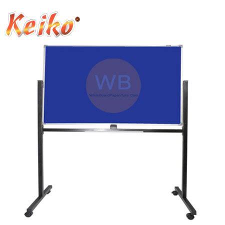 Keiko Soft Board Classic Stand 60x90cm softboard keiko bludru plus kaki uk 120 x 180