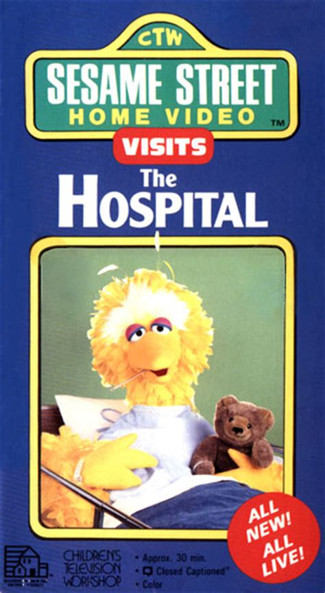 sesame home visits the hospital muppet wiki