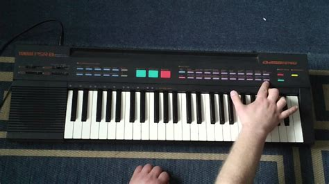 Keyboard Yamaha 3 Jutaan yamaha psr 8 keyboard sounds and features