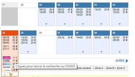 Modification Billet De Ouigo by Nouveaut 233 Kelbillet Billets Ouigo Disponibles Dans Le